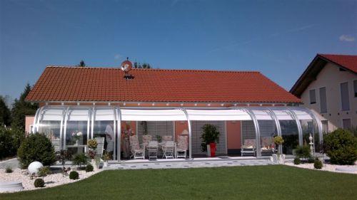 Terrassenüberdachung von Vendano.de